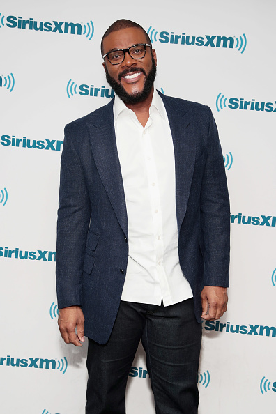 "Tyler Perry「Hoda Kotb Hosts A Live SiriusXM Event With Taraji P. Henson, Tyler Perry And The Cast Of ""Acrimony""」:写真・画像(12)[壁紙.com]"