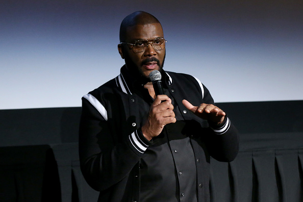 "Tyler Perry「Netflix Premiere Tyler Perry's ""A Fall From Grace""」:写真・画像(14)[壁紙.com]"