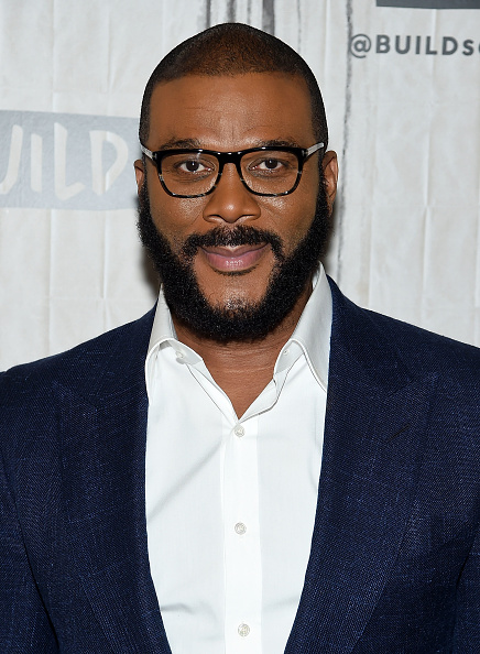 Tyler Perry「Celebrities Visit Build - March 26, 2018」:写真・画像(13)[壁紙.com]