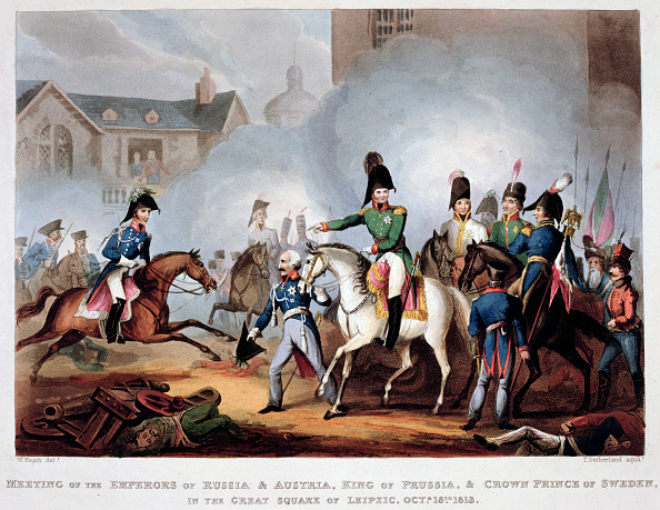 Horse「The Allied Commanders At Leipzig 1813 (1815)」:写真・画像(17)[壁紙.com]