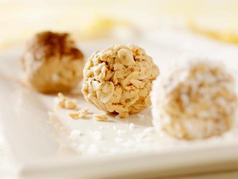 Granola「Healthy Granola Balls」:スマホ壁紙(5)