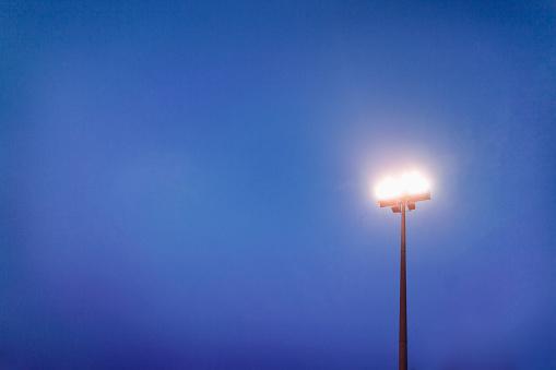 Classical Concert「View of stadium lights at night」:スマホ壁紙(7)