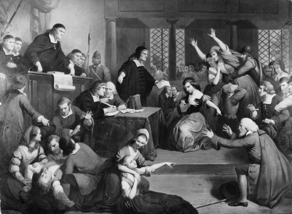 17th Century「Witch Trial」:写真・画像(12)[壁紙.com]
