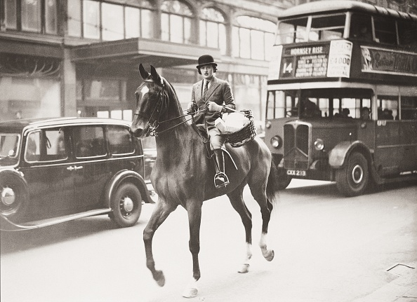 City Life「Horseride in London's inner city」:写真・画像(18)[壁紙.com]