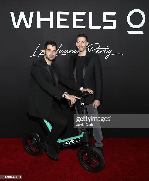 Jerritt Clark「Wheels LA Launch」:写真・画像(4)[壁紙.com]