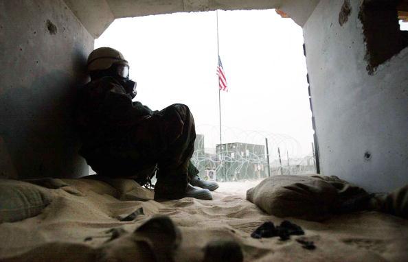 Sand Trap「Iraq Fires Missiles Into Kuwait」:写真・画像(16)[壁紙.com]