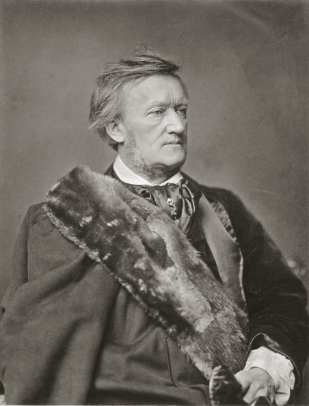 Composer「Richard Wagner (1813-1883). Heliography by Hanfstaengl. Photography.」:写真・画像(19)[壁紙.com]