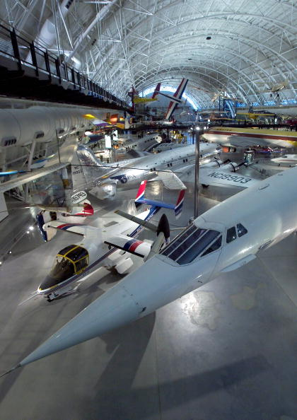Coathanger「National Air And Space Museum Prepares To Open New Wing」:写真・画像(8)[壁紙.com]