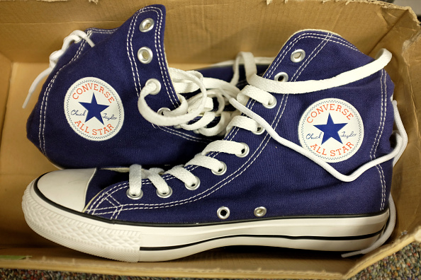 Shoe「Converse Brings Lawsuit To Competitors Over Its Classic Chuck Taylor Shoes」:写真・画像(5)[壁紙.com]