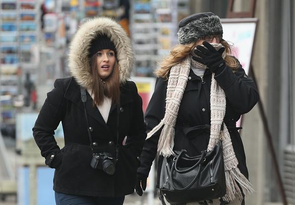 Bundle「Frigid Temperatures Hit Northern And Eastern Europe」:写真・画像(4)[壁紙.com]