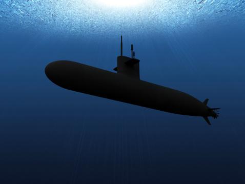 Military「Submarine」:スマホ壁紙(7)
