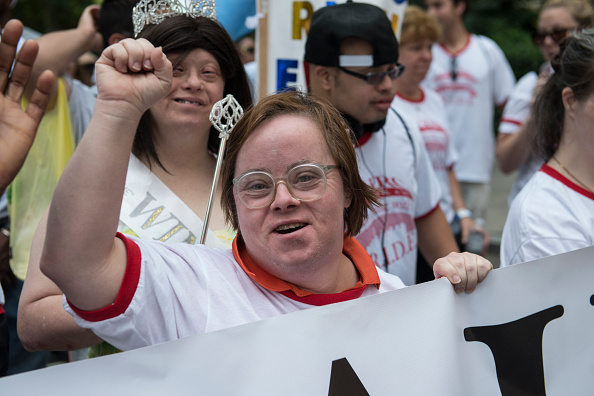 Disability「New York City Hosts First Annual Disability Pride Parade」:写真・画像(8)[壁紙.com]