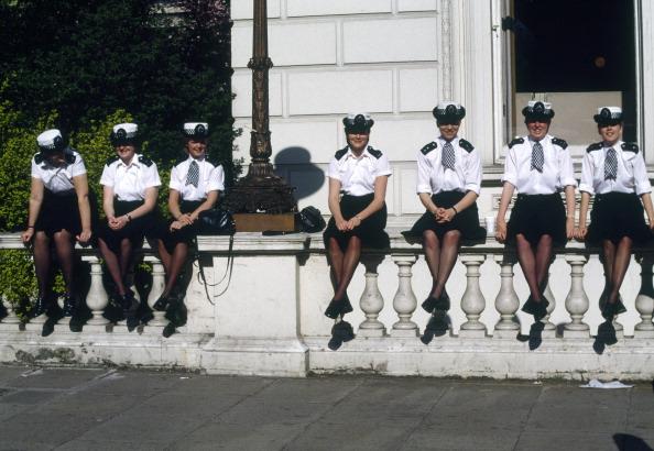 Yvonne Fletcher「Policewomen」:写真・画像(3)[壁紙.com]