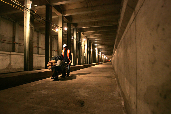 Railroad Track「After Decades Of Delay, New Yorks Second Ave Subway Project Gets Underway」:写真・画像(11)[壁紙.com]