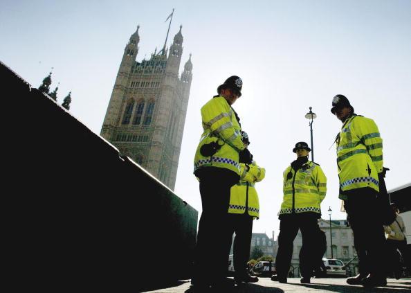 英国 ロンドン「British Police Numbers At All Time High」:写真・画像(19)[壁紙.com]