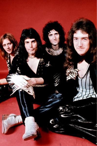 Brian May「Queen Group Portrait」:写真・画像(9)[壁紙.com]