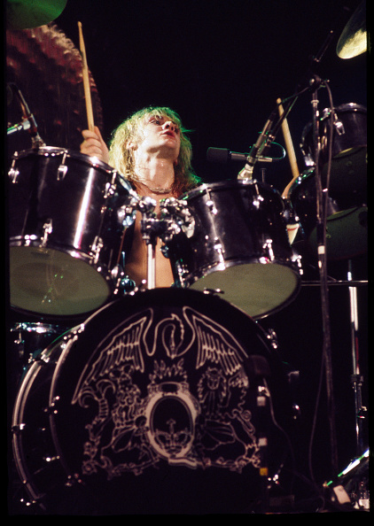 Drum - Percussion Instrument「Roger Taylor Of Queen On Stage」:写真・画像(17)[壁紙.com]