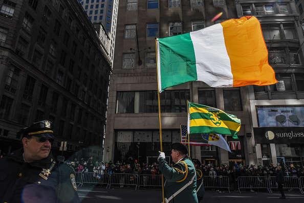 Parade「Annual St. Patrick's Day Parade Marches Down New York's Fifth Avenue」:写真・画像(5)[壁紙.com]