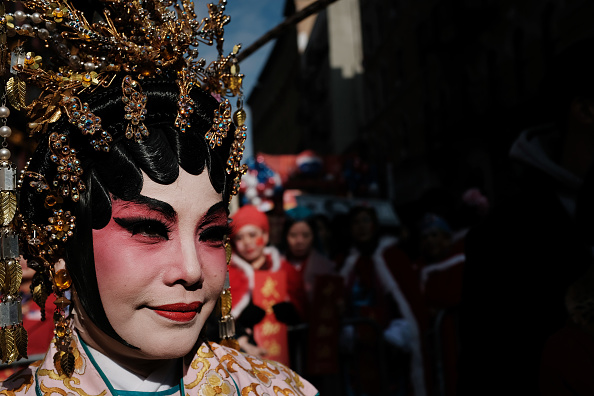 Chinese Culture「New York's Annual Lunar New Year Day Parade Winds Through Chinatown」:写真・画像(5)[壁紙.com]