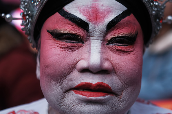 Chinese Culture「New York's Annual Lunar New Year Day Parade Winds Through Chinatown」:写真・画像(4)[壁紙.com]
