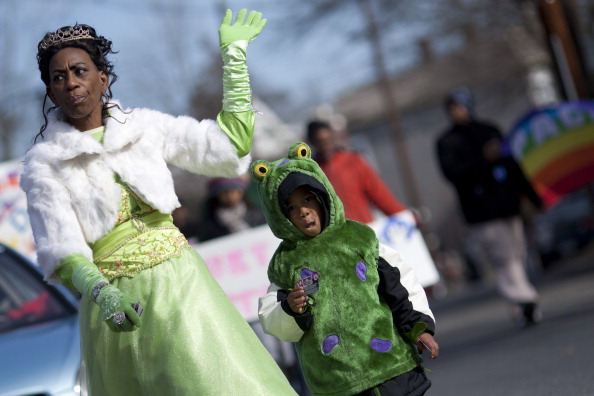 Black Civil Rights「Martin Luther King Day Parade Returns To Washington DC」:写真・画像(17)[壁紙.com]