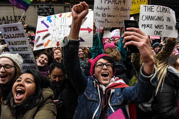 ヒューマンインタレスト「Annual Women's March Takes Place In Cities And Towns Across The Country」:写真・画像(3)[壁紙.com]
