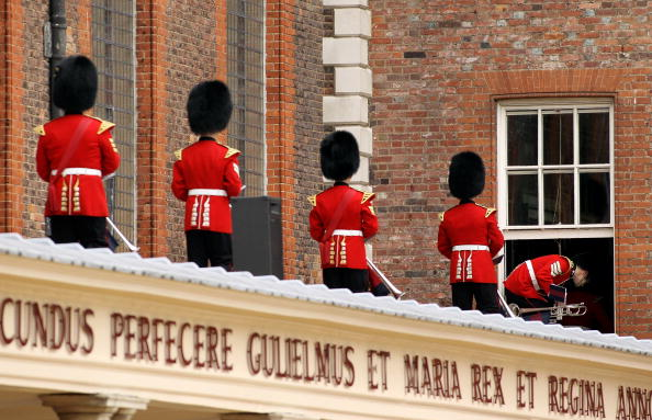 Architectural Feature「Chelsea Pensioners Participate In The Founder's Parade At The RHC」:写真・画像(13)[壁紙.com]