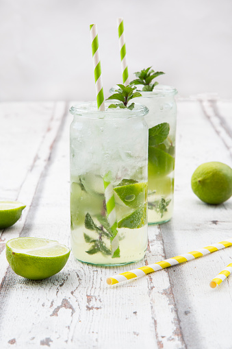 Cold Drink「Lime mint ginger lemonade」:スマホ壁紙(11)