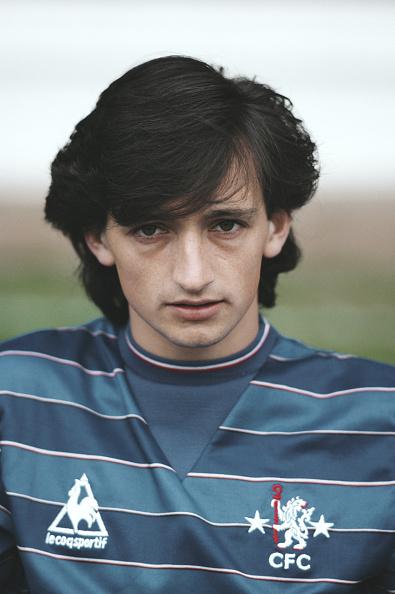 Soccer Uniform「Pat Nevin Chelsea 1983」:写真・画像(9)[壁紙.com]