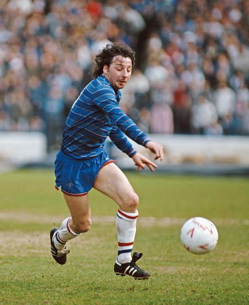 Club Soccer「Mickey Thomas Chelsea 1985」:写真・画像(7)[壁紙.com]