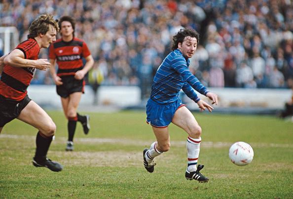 Club Soccer「Mickey Thomas Chelsea 1985」:写真・画像(9)[壁紙.com]