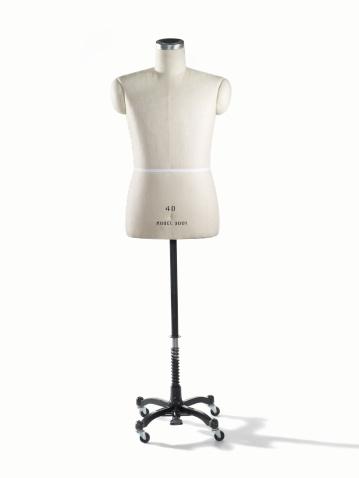 Model - Object「tailor's mannequin」:スマホ壁紙(8)