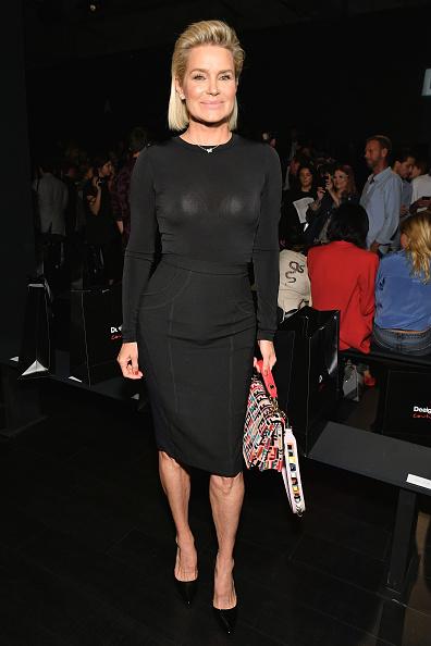 ニューヨークファッションウィーク「Desigual - Front Row - September 2017 - New York Fashion Week: The Shows」:写真・画像(17)[壁紙.com]