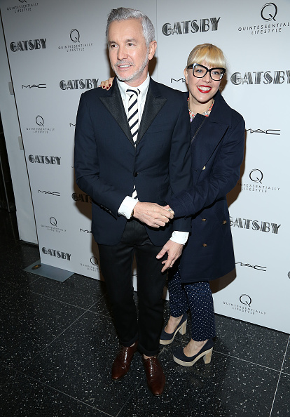 """Hair Stubble「Pre-Met Ball Special Screening Of """"The Great Gatsby"""" - Arrivals」:写真・画像(4)[壁紙.com]"""