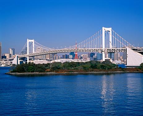 Rainbow Bridge - Tokyo「Rainbow Bridge in Tokyo」:スマホ壁紙(6)