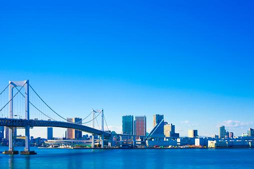 Rainbow Bridge - Tokyo「Rainbow Bridge」:スマホ壁紙(5)