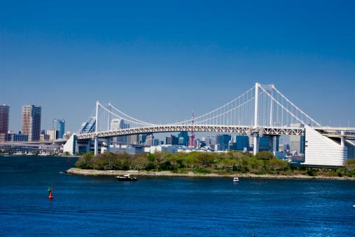 Rainbow Bridge - Tokyo「Rainbow Bridge」:スマホ壁紙(2)