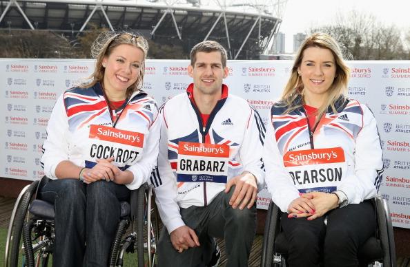 Hannah Cockroft「Sainsbury's Confirmed As Major British Athletics Partner」:写真・画像(8)[壁紙.com]
