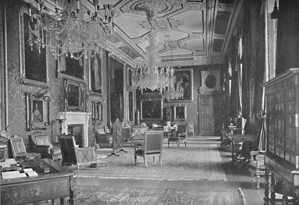 Ceiling「The Van Dyck Room」:写真・画像(0)[壁紙.com]