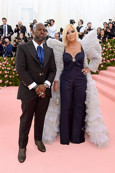 Met Costume Institute Benefit Gala「The 2019 Met Gala Celebrating Camp: Notes on Fashion - Arrivals」:写真・画像(14)[壁紙.com]