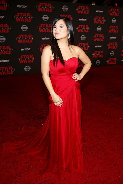 Kelly Marie Tran「Star Wars: The Last Jedi Premiere」:写真・画像(9)[壁紙.com]