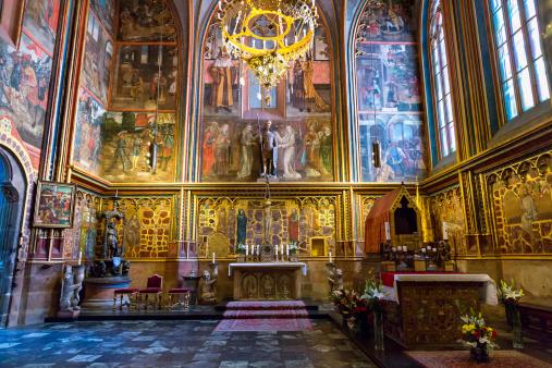 St Vitus's Cathedral「Prague, St. Vitus Cathedral」:スマホ壁紙(15)