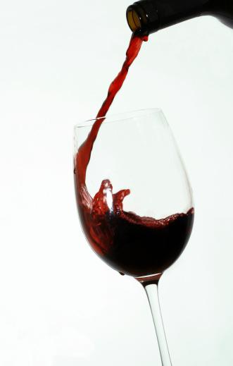Nouvelle-Aquitaine「Glass of Wine」:スマホ壁紙(3)