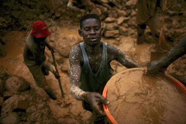 Mining - Natural Resources「Gold Rush Fuels DR Congo Crisis」:写真・画像(1)[壁紙.com]