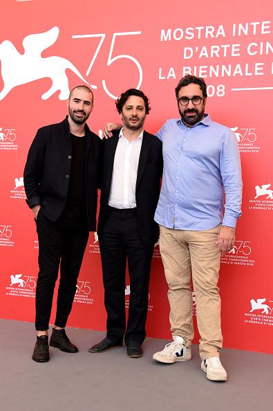 "Eamonn M「""Introdzione All'Oscuro"" Photocall - 75th Venice Film Festival」:写真・画像(18)[壁紙.com]"