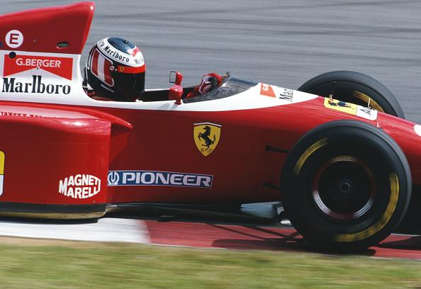 Benetton「Grand Prix of South Africa」:写真・画像(11)[壁紙.com]