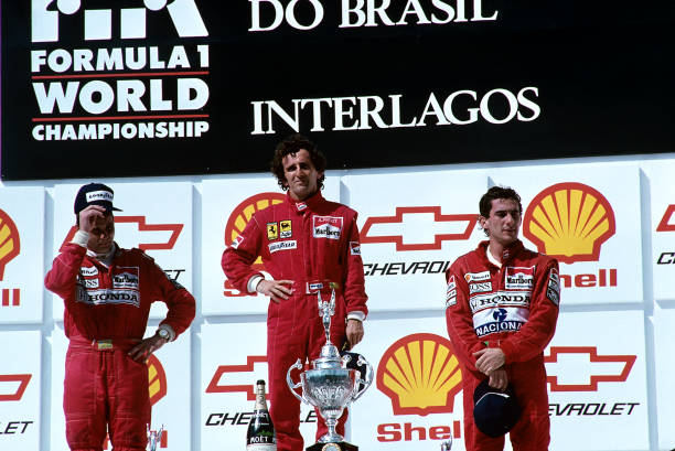 1990-1999「Berger & Others At Grand Prix Of Brazil」:写真・画像(14)[壁紙.com]