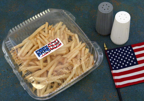 Freedom「French Fries Get New Name In House Cafeterias」:写真・画像(1)[壁紙.com]