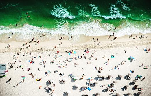 Miami Beach「サウスビーチマイアミの空気」:スマホ壁紙(4)