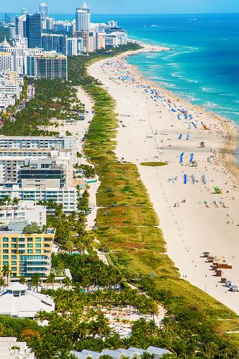 Miami「South Beach Aerial」:スマホ壁紙(19)